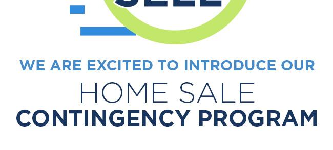 home sale contingency program