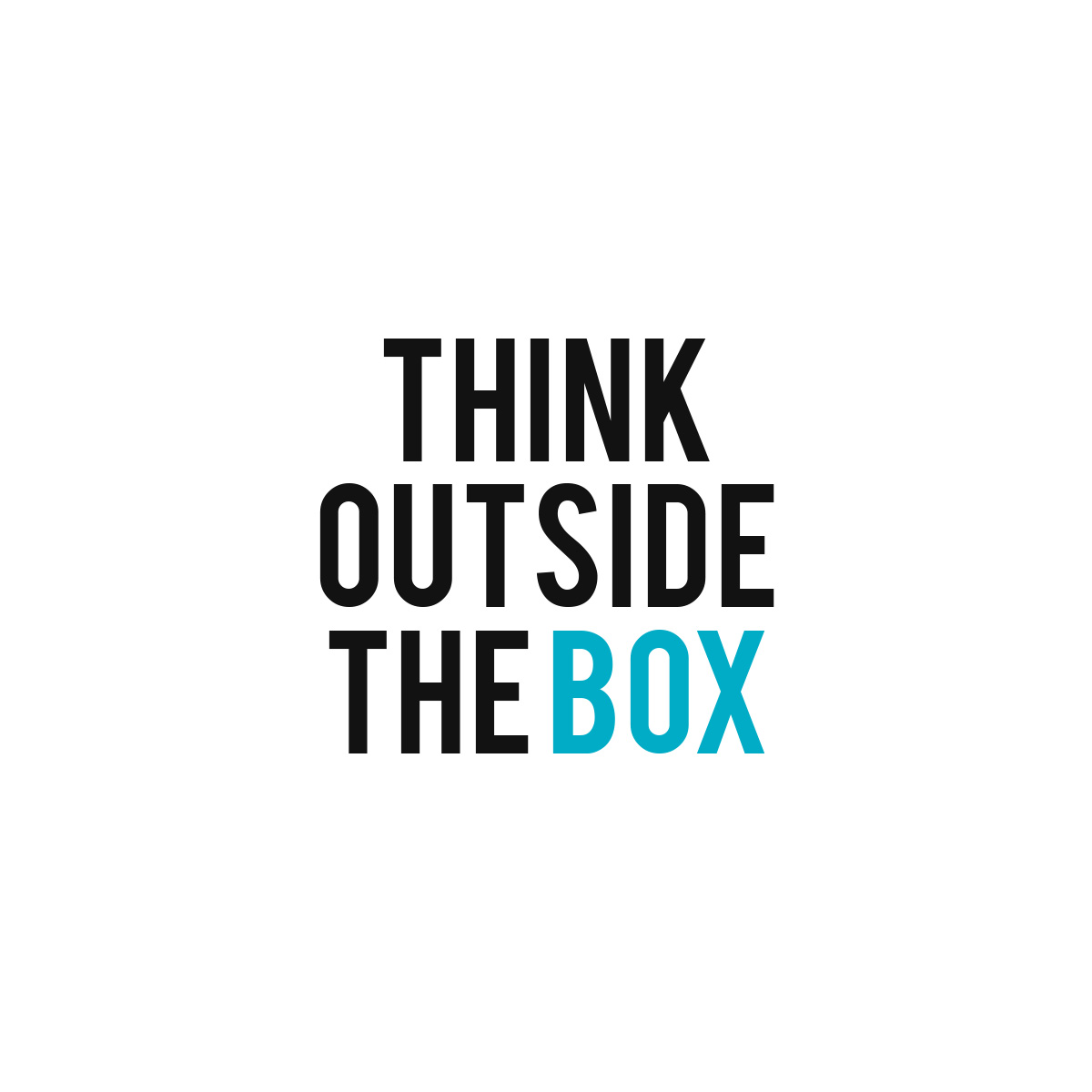 D446 - Think Outside the Box